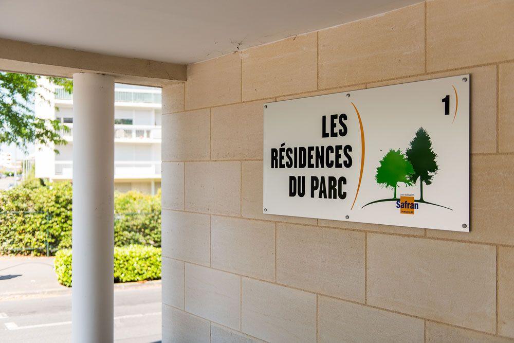 RÉSIDENCES DU PARC